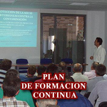 Plan de Formación