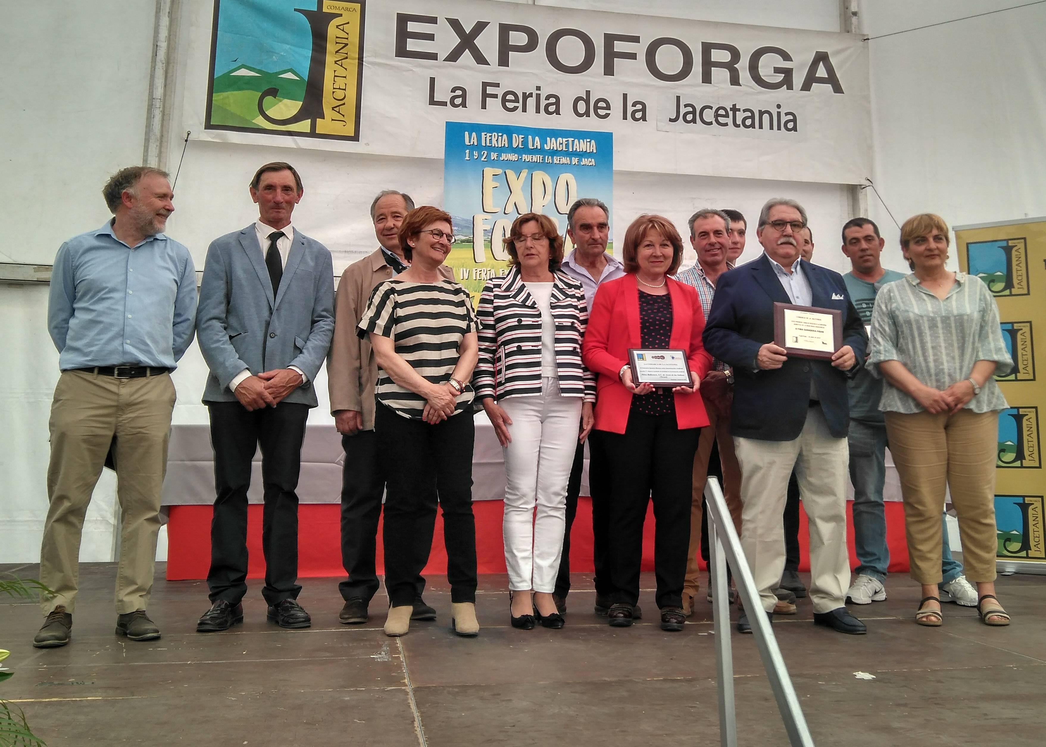 XVIII PREMIOS IGNACIO BIESCAS A LA MEJORA GENÉTICA GALERIA DE FOTOS